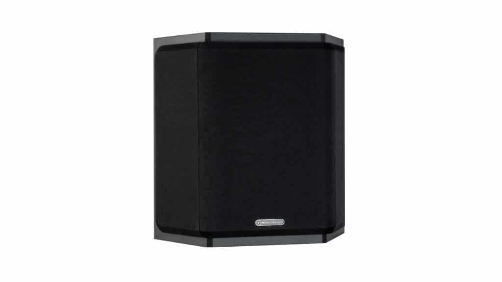 Monitor Audio Bronze FX Schwarz seidenmatt