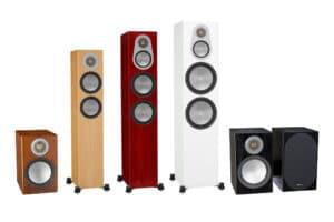 Monitor Audio Silver-Familie - Beitragsbild