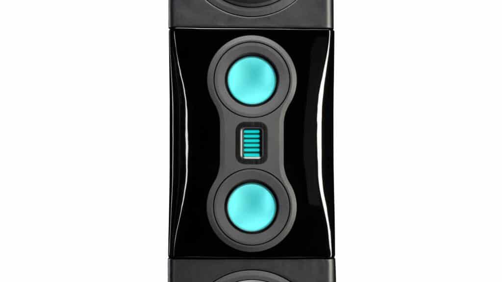 Monitor Audio Plutonium Pu500 Detailaufnahme